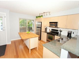 """Photo 3: 15 19250 65TH Avenue in Surrey: Clayton Townhouse for sale in """"Sunberry Court"""" (Cloverdale)  : MLS®# F1416410"""