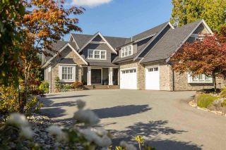 """Photo 1: 22041 86A Avenue in Langley: Fort Langley House for sale in """"TOPHAM ESTATES"""" : MLS®# R2570314"""