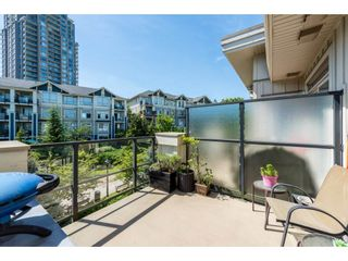"Photo 2: 406 270 FRANCIS Way in New Westminster: Fraserview NW Condo for sale in ""THE GROVE AT VICTORIA HILL"" : MLS®# R2268417"