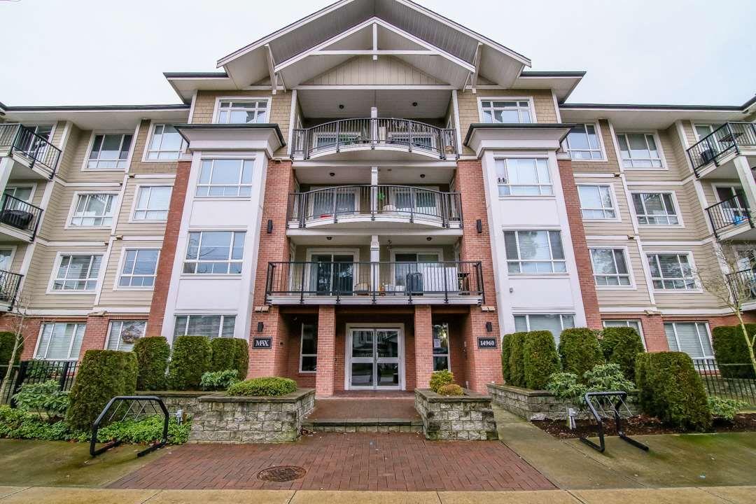 Main Photo: 106 14960 102A Avenue in Surrey: Guildford Condo for sale (North Surrey)  : MLS®# R2024432