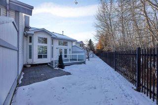 Photo 38: 44 3 POIRIER Avenue: St. Albert House Half Duplex for sale : MLS®# E4223810