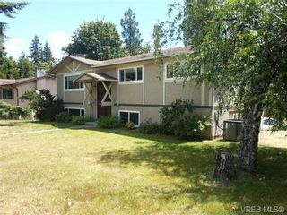 Photo 1: 529 Atkins Ave in VICTORIA: La Atkins House for sale (Langford)  : MLS®# 734808