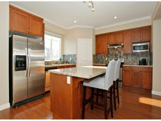 Photo 8: # 28 7168 179TH ST in Surrey: Cloverdale BC Condo for sale (Cloverdale)  : MLS®# F1430373