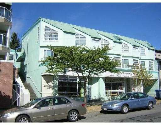 Main Photo: A 733 W 16TH Avenue in Vancouver: Fairview VW Condo for sale (Vancouver West)  : MLS®# V690636