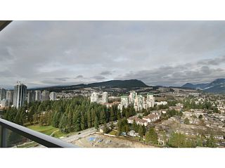Photo 17: # 2907 3102 WINDSOR GT in Coquitlam: New Horizons Condo for sale : MLS®# V1104666