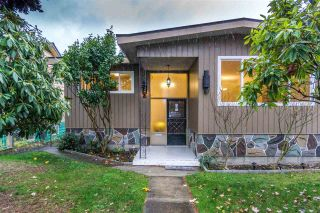Photo 1: 1376 E 60TH Avenue in Vancouver: South Vancouver House for sale (Vancouver East)  : MLS®# R2521101