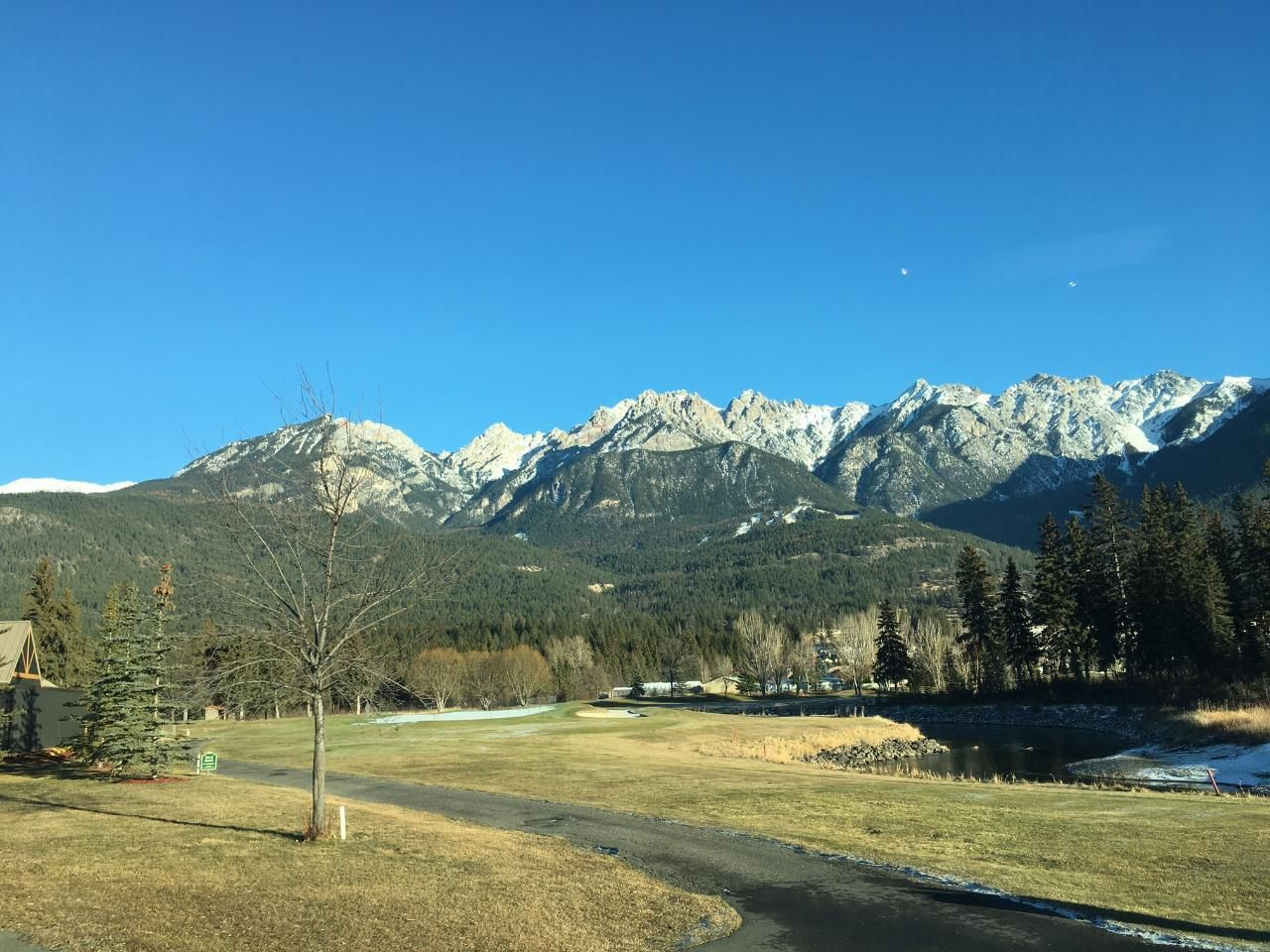 Main Photo: Lot 109 RIVERSIDE DRIVE in Fairmont Hot Springs: Vacant Land for sale : MLS®# 2460173