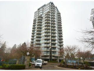 """Photo 1: 1106 13353 108TH Avenue in Surrey: Whalley Condo for sale in """"CORNERSTONE II"""" (North Surrey)  : MLS®# F1227544"""