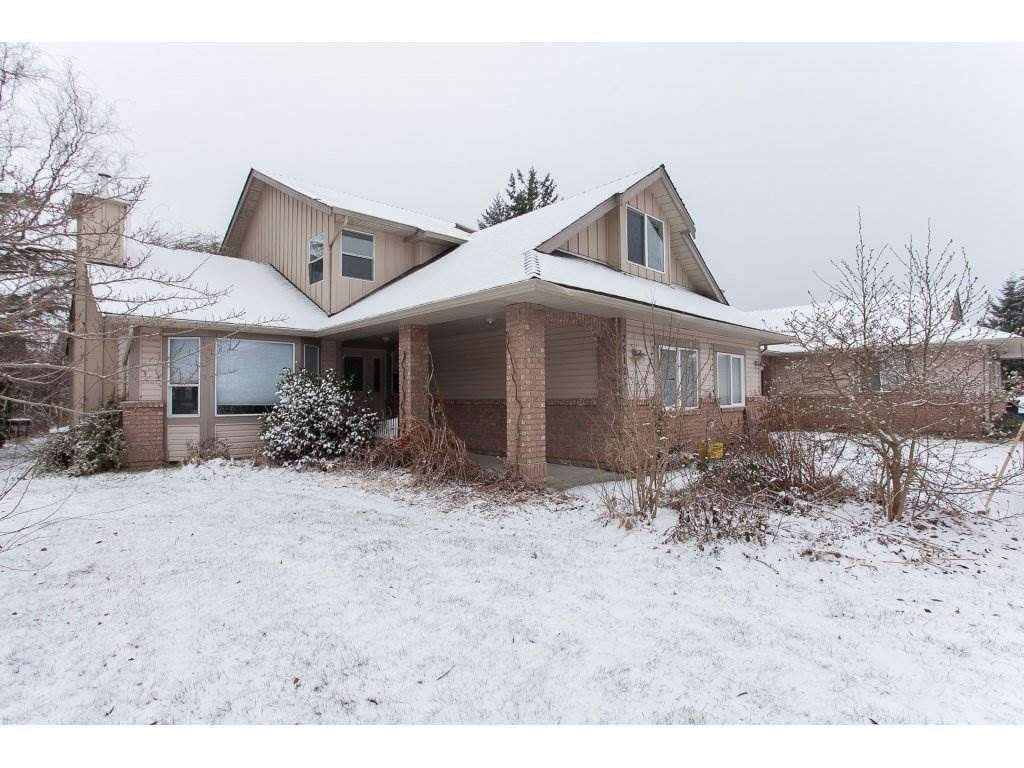 "Photo 1: Photos: 25125 57 Avenue in Langley: Salmon River House for sale in ""Strawberry Hills"" : MLS®# R2136212"