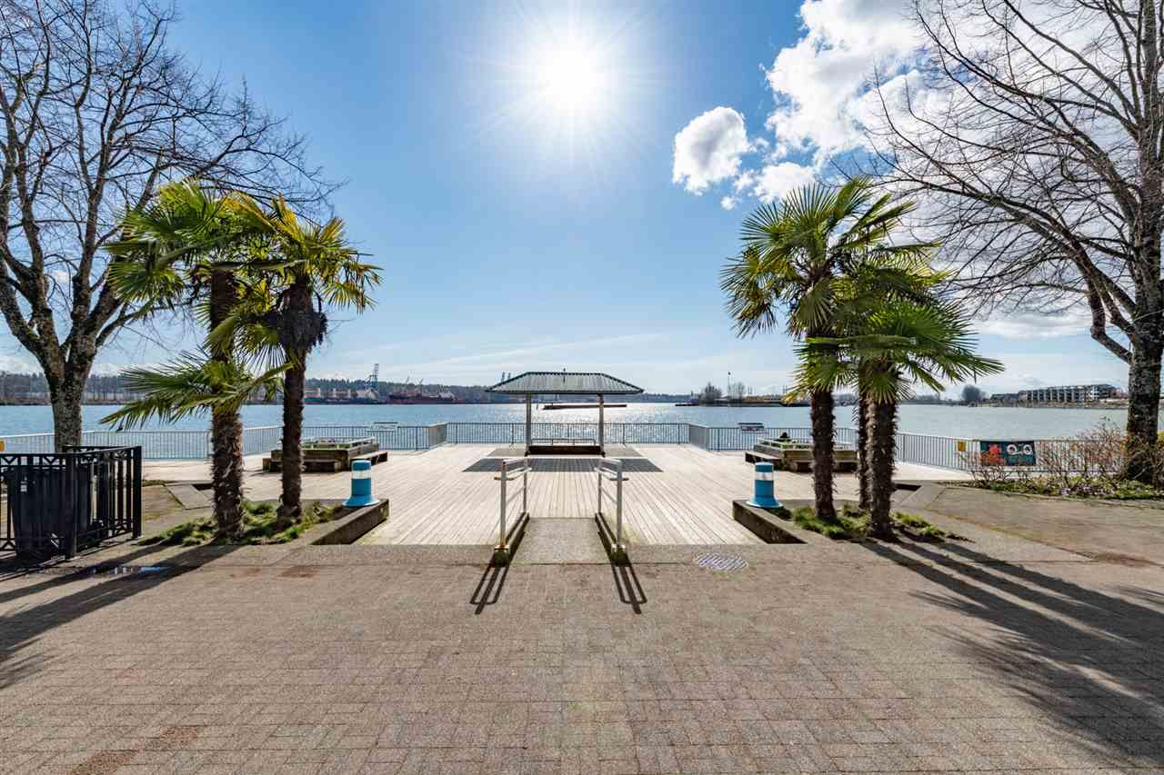 "Main Photo: 211 12 K DE K Court in New Westminster: Quay Condo for sale in ""Dockside"" : MLS®# R2564551"