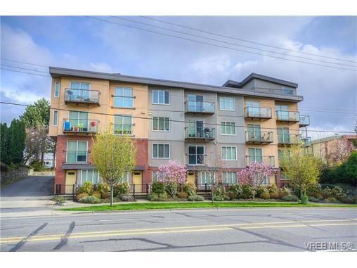 Main Photo: 407 356 E Gorge Rd in VICTORIA: Vi Burnside Condo for sale (Victoria)  : MLS®# 753599