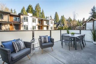 Photo 28: 4682 CAPILANO ROAD in North Vancouver: Canyon Heights NV Townhouse for sale : MLS®# R2535443