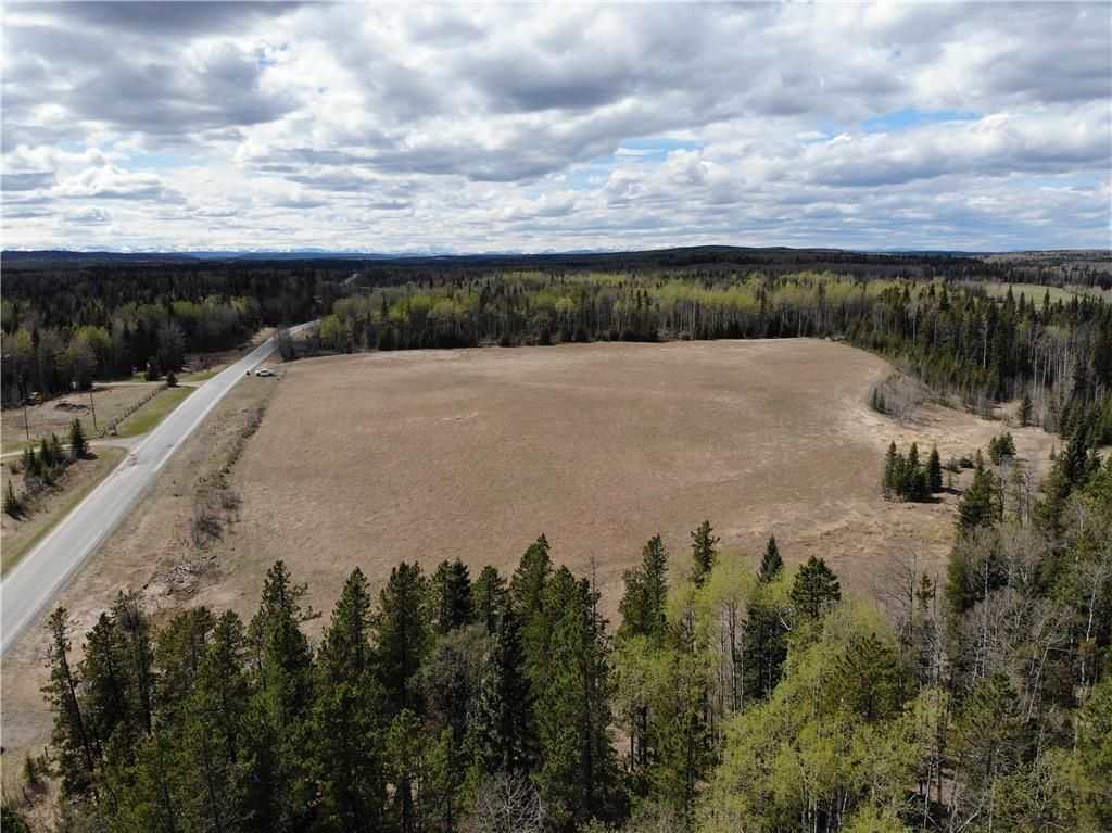 Main Photo: TWP Rd 310: Rural Mountain View County Land for sale : MLS®# C4292828