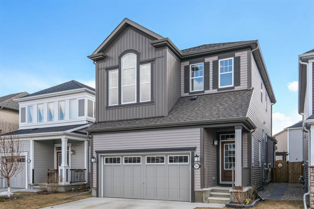 Main Photo: 151 Windford Rise SW: Airdrie Detached for sale : MLS®# A1096782