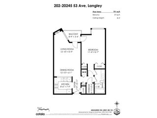 "Photo 26: 202 20245 53 Avenue in Langley: Langley City Condo for sale in ""METRO 1"" : MLS®# R2610622"