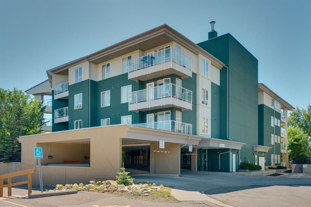Main Photo: 311 3101 34 Avenue NW in Calgary: Varsity Apartment for sale : MLS®# A1123235
