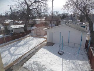 Photo 14: 118 Jefferson Avenue in Winnipeg: Scotia Heights Residential for sale (4D)  : MLS®# 1806569