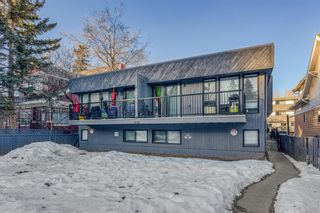 Photo 1: 1920 12 Avenue SW in Calgary: Sunalta Row/Townhouse for sale : MLS®# A1145737