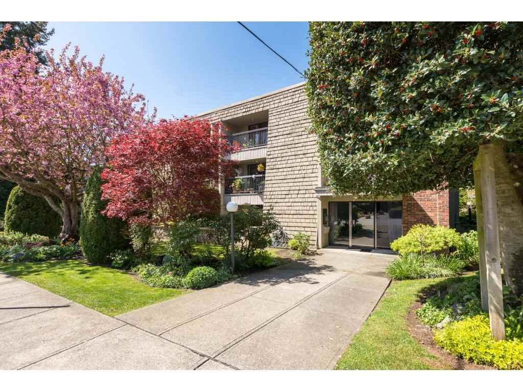 """Main Photo: 301 1355 FIR Street: White Rock Condo for sale in """"The Pauline"""" (South Surrey White Rock)  : MLS®# R2262403"""
