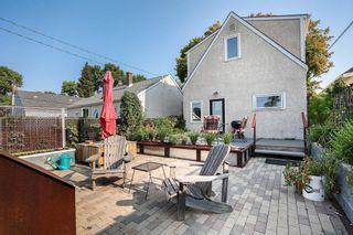 Photo 39: 160 Jefferson Avenue in Winnipeg: West Kildonan Residential for sale (4D)  : MLS®# 202121818