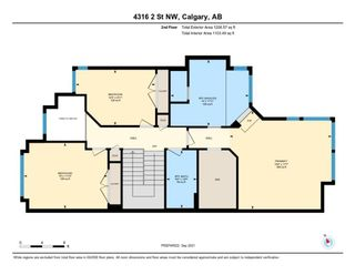 Photo 32: 4316 2 Street NW in Calgary: Highland Park Semi Detached for sale : MLS®# A1152661