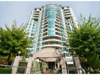 """Photo 1: 1003 33065 MILL LAKE Road in Abbotsford: Central Abbotsford Condo for sale in """"SUMMIT POINT ON THE LAKE"""" : MLS®# F1300164"""