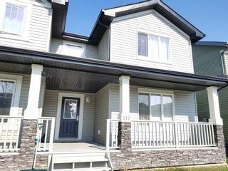 Photo 3: 217 51A Street in Edmonton: Zone 53 House Half Duplex for sale : MLS®# E4241023