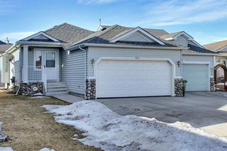 Photo 1: 154 WEST CREEK Bay: Chestermere Semi Detached for sale : MLS®# A1077510