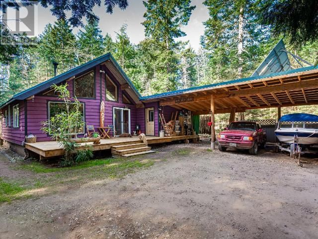 Main Photo: 1322 VANCOUVER BLVD. in Savary Island: Recreational for sale : MLS®# 16137