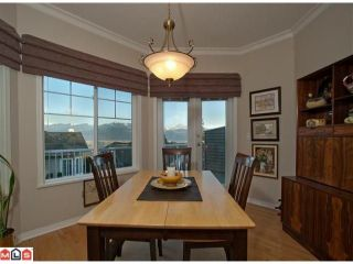 "Photo 3: 27 35537 EAGLE MOUNTAIN Drive in Abbotsford: Abbotsford East Townhouse for sale in ""Eaton Place"" : MLS®# F1100660"