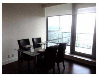 Photo 4: # 3801 1111 ALBERNI ST in Vancouver: Condo for sale : MLS®# V853191
