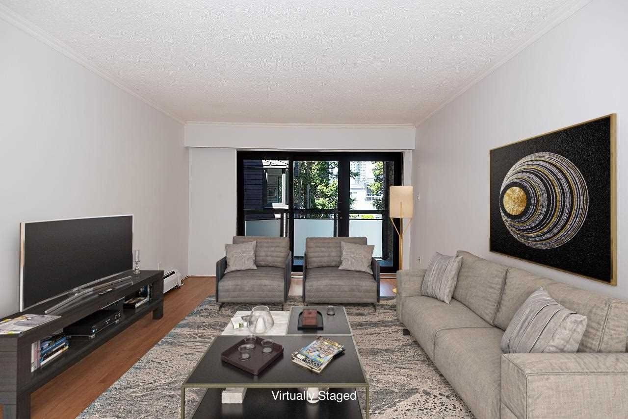 """Main Photo: 306 1855 NELSON Street in Vancouver: West End VW Condo for sale in """"West Park"""" (Vancouver West)  : MLS®# R2588720"""