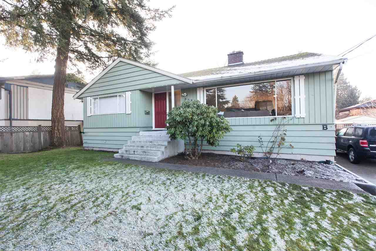 "Main Photo: 8683 BROOKE Road in Delta: Nordel House for sale in ""Brooke / Sunbury"" (N. Delta)  : MLS®# R2021905"