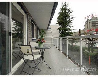 "Photo 8: 208 550 ROYAL Avenue in New_Westminster: Downtown NW Condo for sale in ""Harbourview"" (New Westminster)  : MLS®# V660168"