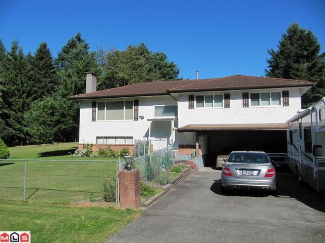 Main Photo: 9662 161A Street in Surrey: Fleetwood Tynehead House for sale : MLS®# F1121353