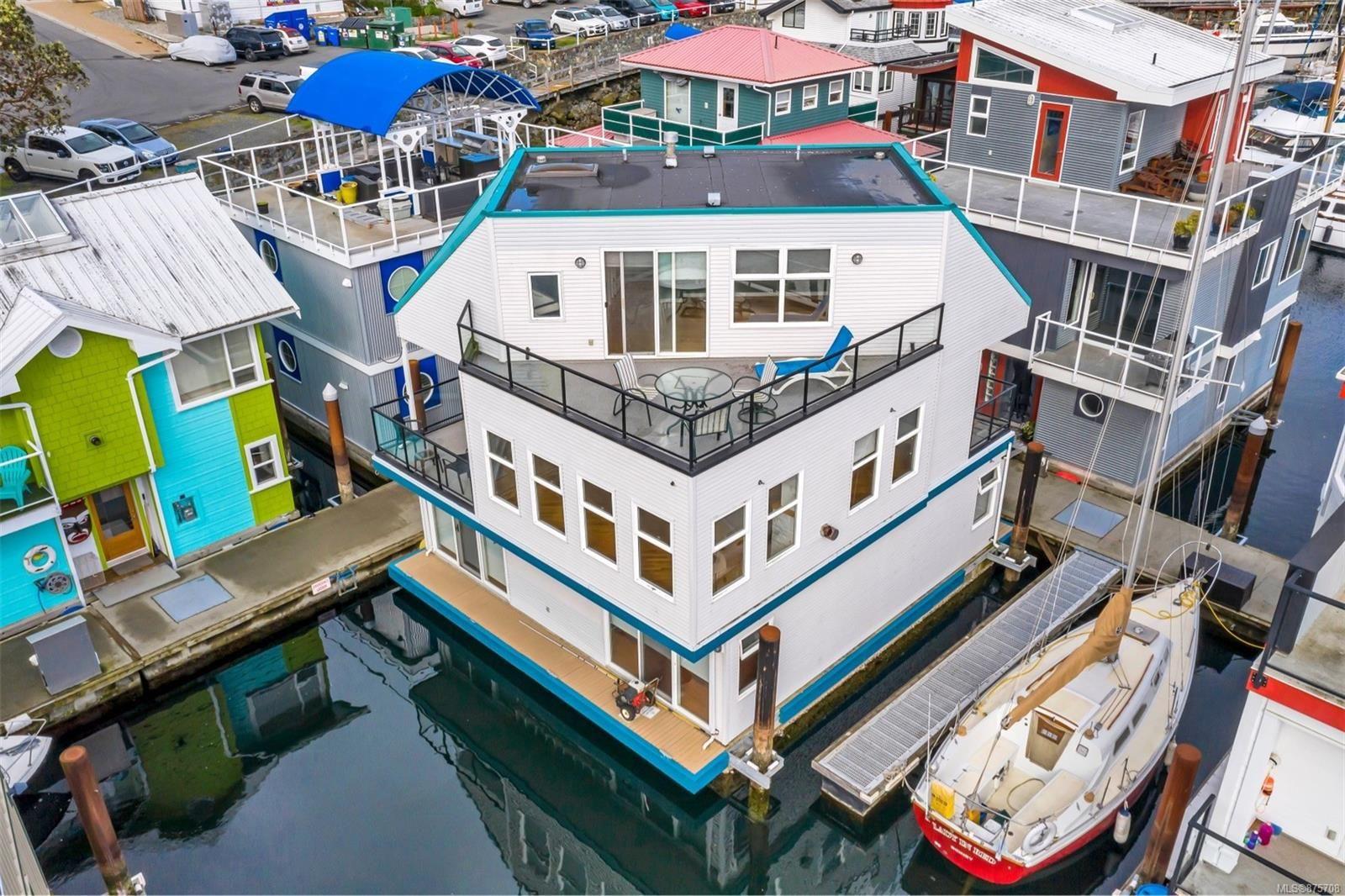 Main Photo: A26 453 Head St in : Es Old Esquimalt House for sale (Esquimalt)  : MLS®# 875708