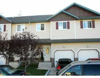 Photo 1:  in CALGARY: West Springs Townhouse for sale (Calgary)  : MLS®# C3235724