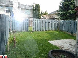 """Photo 10: 100 3030 TRETHEWEY Street in Abbotsford: Abbotsford West Townhouse for sale in """"CLEARBROOK VILLAGE"""" : MLS®# F1012483"""
