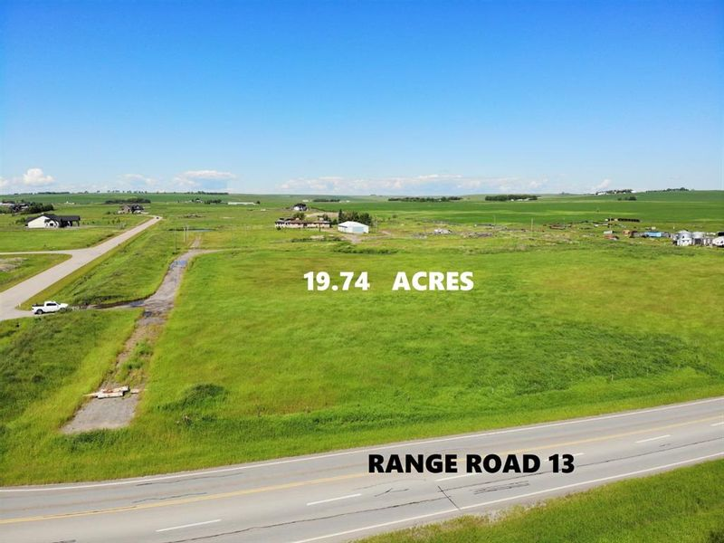 FEATURED LISTING: 262227 Range Rd 13 Rural Rocky View County