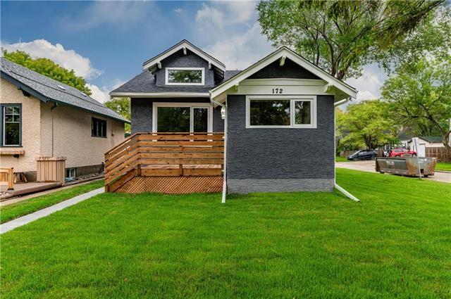 Main Photo: 172 Birchdale Avenue in Winnipeg: Norwood Flats Residential for sale (2B)  : MLS®# 1925121
