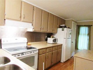 """Photo 2: 11 8420 ALASKA Road in Fort St. John: Fort St. John - City SE Manufactured Home for sale in """"PEACE COUNTRY MOBILE HOME PARK"""" (Fort St. John (Zone 60))  : MLS®# N232167"""