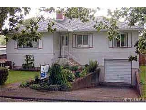 Main Photo: 2870 Wyndeatt Ave in : SW Gorge House for sale (Saanich West)  : MLS®# 238278
