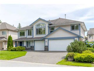 "Photo 1: 12090 237A Street in Maple Ridge: East Central House for sale in ""FALCON RIDGE ESTATES"" : MLS®# V1074091"