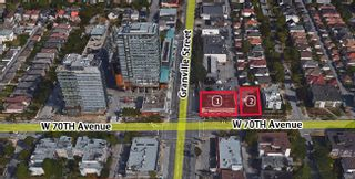 Photo 1: 8570 Granville & 1479 W 70th Avenue in Vancouver: Land Commercial for sale (Vancouver West)