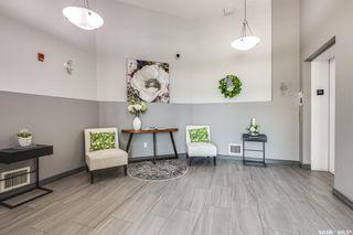 Photo 2: 116 1850 Main Street in Saskatoon: Grosvenor Park Residential for sale : MLS®# SK834861