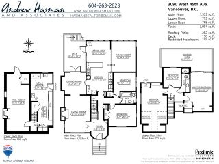 """Photo 20: 3090 W 45TH Avenue in Vancouver: Kerrisdale House for sale in """"Kerrisdale"""" (Vancouver West)  : MLS®# V1112063"""