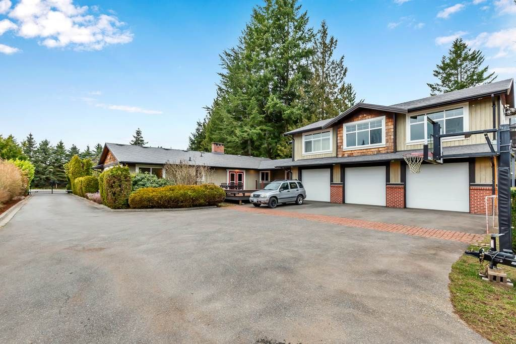 "Main Photo: 5010 236 Street in Langley: Salmon River House for sale in ""STRAWBERRY HILLS"" : MLS®# R2547047"