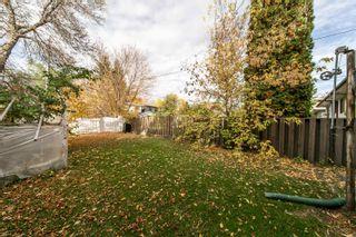 Photo 40: 10734 70 Avenue in Edmonton: Zone 15 House Half Duplex for sale : MLS®# E4264196