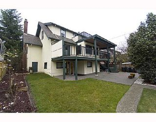 Photo 10: 3529 ARBUTUS Street in Vancouver: Arbutus House for sale (Vancouver West)  : MLS®# V745481