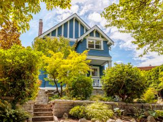 """Main Photo: 3878 W 15TH Avenue in Vancouver: Point Grey House for sale in """"Point Grey"""" (Vancouver West)  : MLS®# R2625394"""